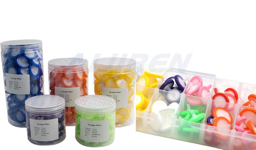 Syringe Filters Package