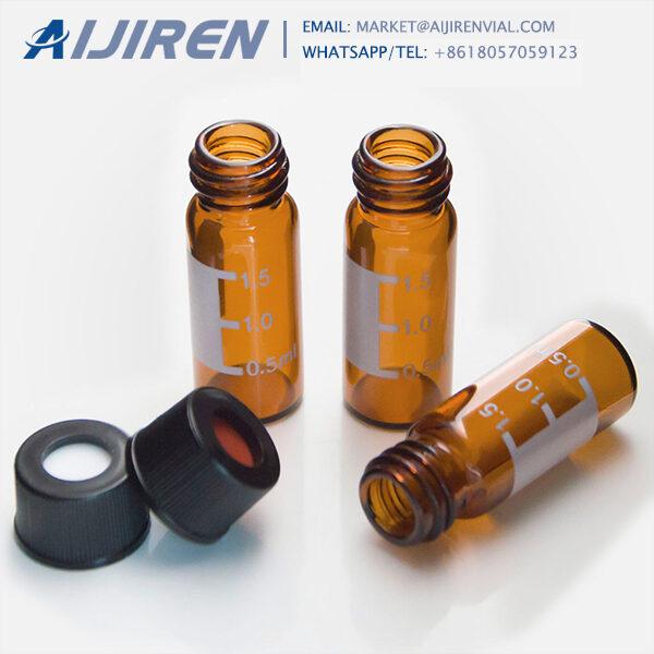 10mm Autosampler Vials and Caps