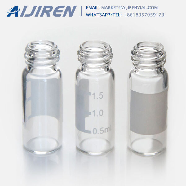 10mm Chromatography Vials
