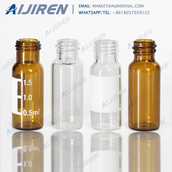 9mm HPLC Vials and Caps