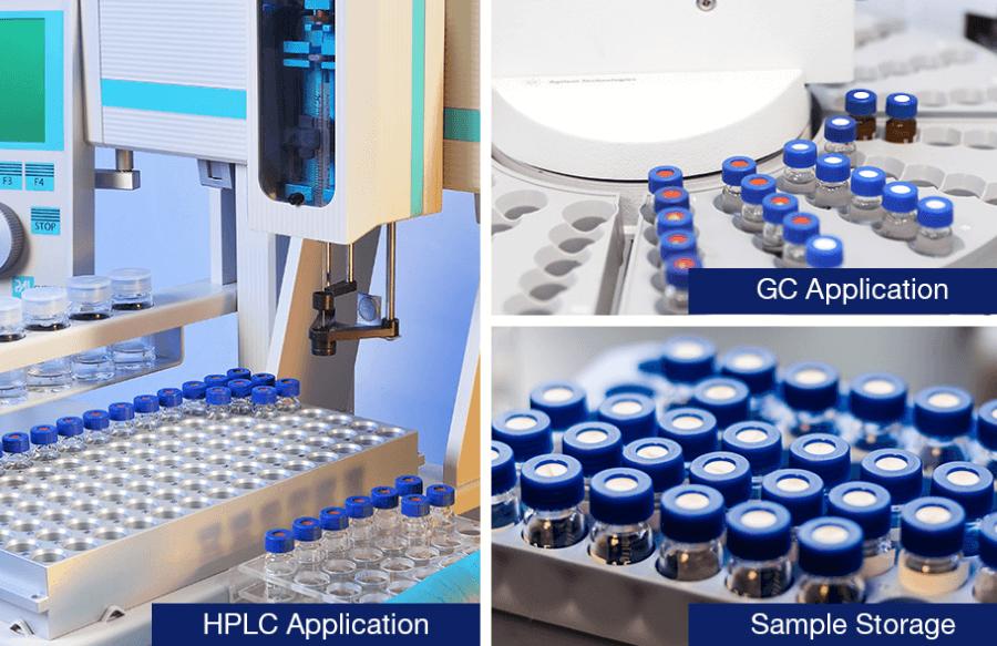 applications of 2ml hplc vials