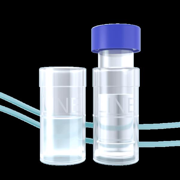 HPLC syringeless filter vials supplier